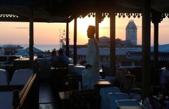 Emerson on Hurumzi Restaurant, Zanzibr
