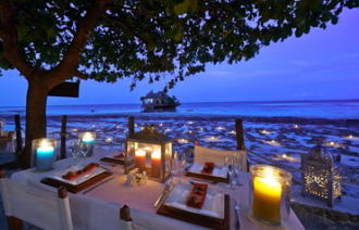 Evening dinner at Upendo Zanzibar