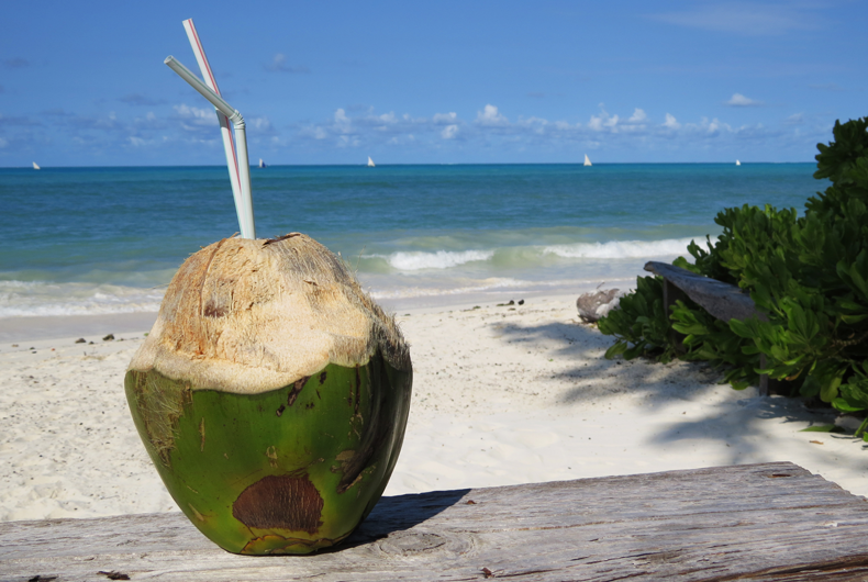 Jambiani Coconut