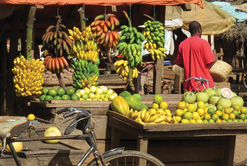 Kinyasini market