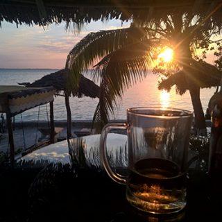 sunset bar Michamvi Taste Zanzibar